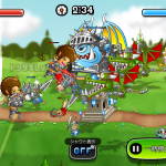 城とドラゴン!キャラのランキング